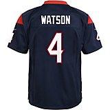 Boys  Houston Texans Deshaun Watson 4 Replica Game Jersey fefb3eb32