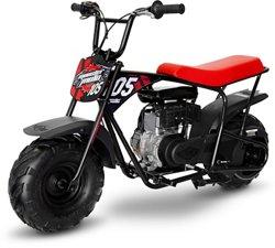 Monster Moto Adults' Classic 105cc Gas Mini Bike