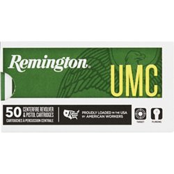 UMC 9mm Luger 115-Grain Centerfire Handgun Ammunition