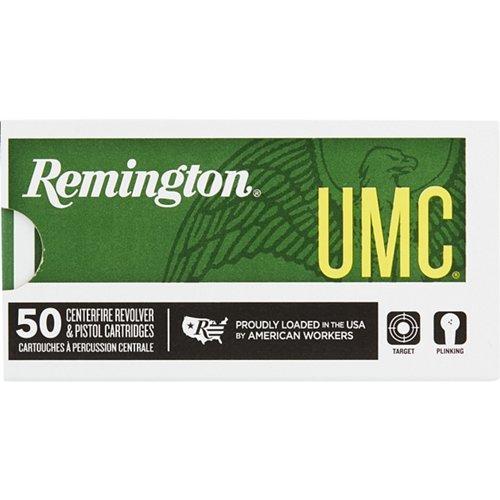 Remington UMC 9mm Luger 115-Grain Centerfire Handgun Ammunition