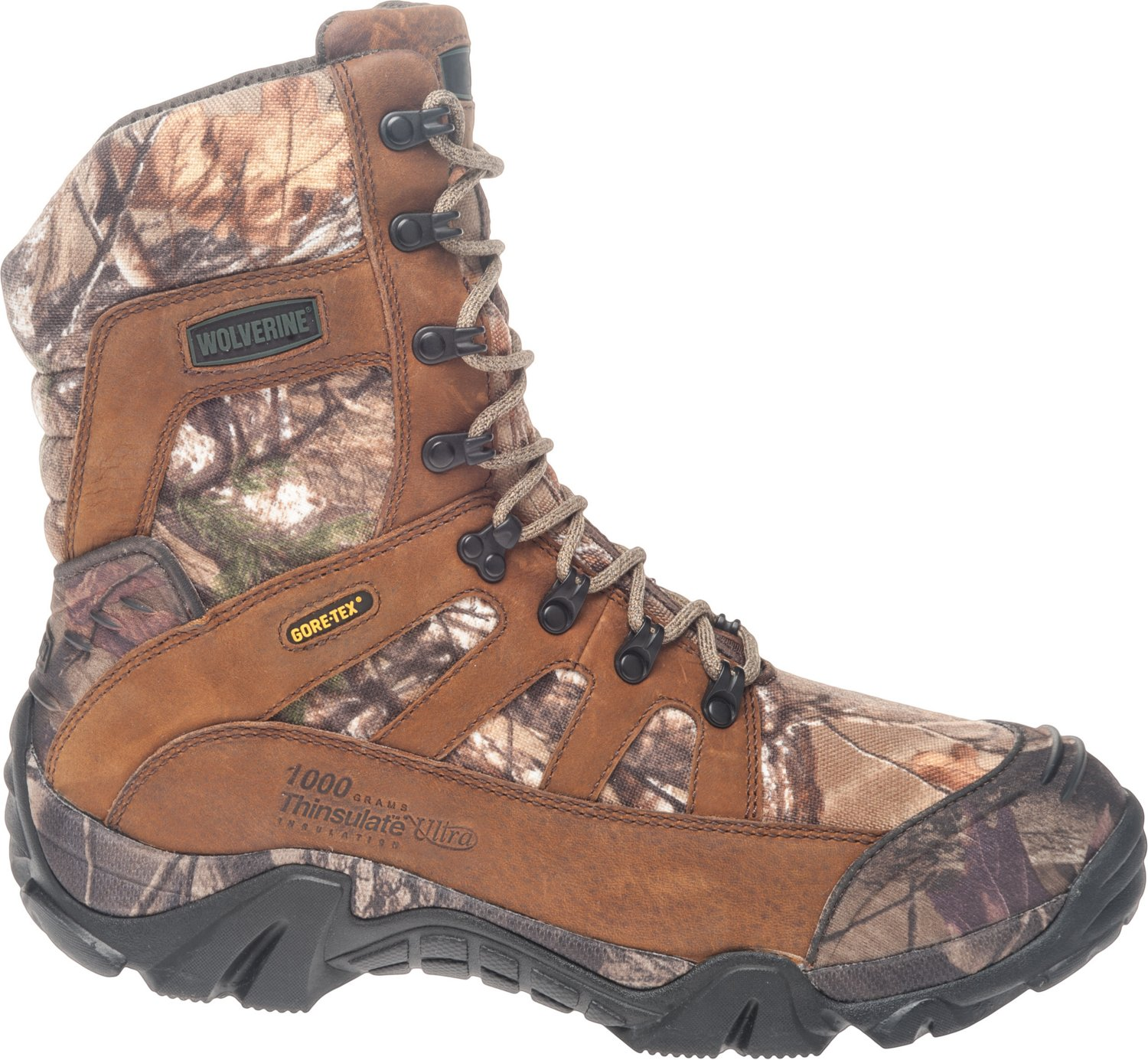 bc2195cfa5f Display product reviews for Wolverine Men's Ridgeline Extreme Hunting Boots