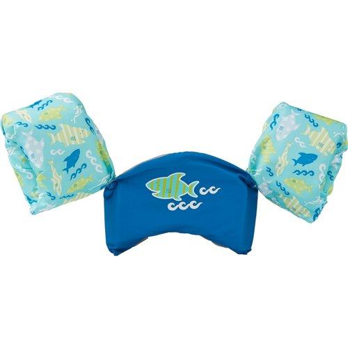 SwimWays Kids' Sea Squirts Swim Trainer Shark Life Jacket