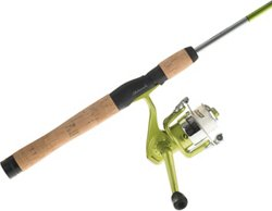 Shakespeare Catch More Fish Youth ML Spinning Rod and Reel Combo