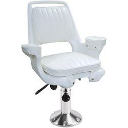 Lounge & Helm Seats
