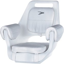 Deluxe Pilot Chair with Cushion Set