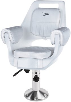 Wise Company Deluxe Pilot Chair and Pedestal Combo