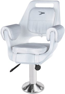 Wise Company Deluxe Pilot Chair and 15 in Pedestal Combo