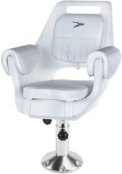 Wise Deluxe Pilot Chair and Adjustable Pedestal Set