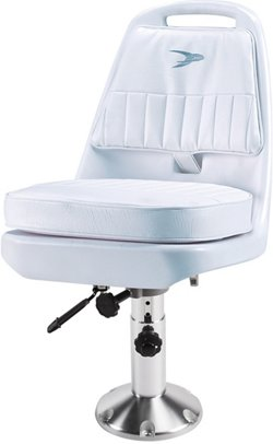 Wise Standard Pilot Chair with 12 - 18 in Adjustable Pedestal with Seat Slide
