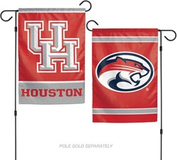 University of Houston 2-Sided Garden Flag