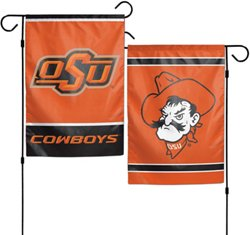 WinCraft Oklahoma State University 2-Sided Garden Flag