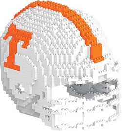 University of Tennessee 3-D BRXLZ Helmet Puzzle