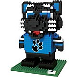07a4b262d Forever Collectibles Carolina Panthers 3-D BRXLZ Mascot Puzzle