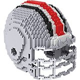 Forever Collectibles Ohio State University 3-D BRXLZ Helmet Puzzle