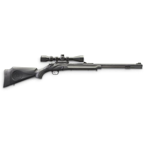 Thompson/Center Impact .50 cal Muzzleloader Rifle with 3 - 9 x 40 Simmons Scope