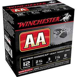 AA Super-Handicap Target Load 12 Gauge 8 Shot Shotshells