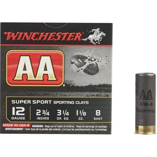 Winchester AA Super Sport Target Load 12 Gauge Shotshells