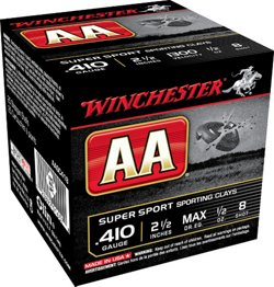 Winchester AA 410 Gauge 2-1/2 in Super Sport Target Loads