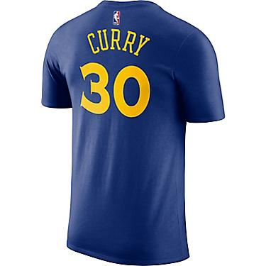 new products f25a7 59b44 Nike Men's Golden State Warriors Stephen Curry 30 Dry T-shirt