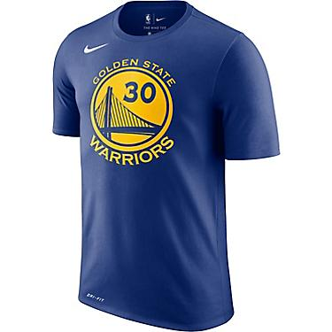 new products bcc78 21c67 Nike Men's Golden State Warriors Stephen Curry 30 Dry T-shirt