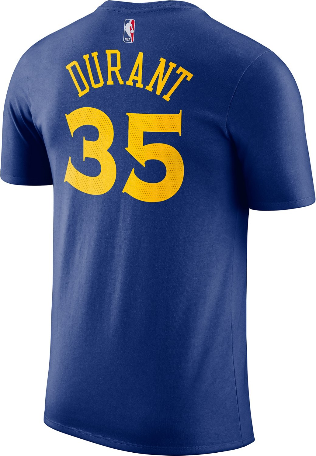 huge selection of b4e1f 6fbfe Nike Men's Golden State Warriors Kevin Durant 35 Dry T-shirt