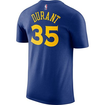0308966e754 Nike Men s Golden State Warriors Kevin Durant 35 Dry T-shirt