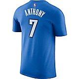 Nike Men s Oklahoma City Thunder Carmelo Anthony 7 Dry T-shirt fbe5f2a77