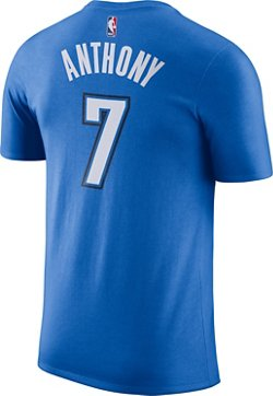 Nike Men's Oklahoma City Thunder Carmelo Anthony 7 Dry T-shirt