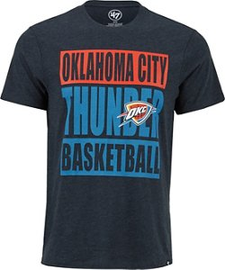 '47 Oklahoma City Thunder Basketball Club T-shirt