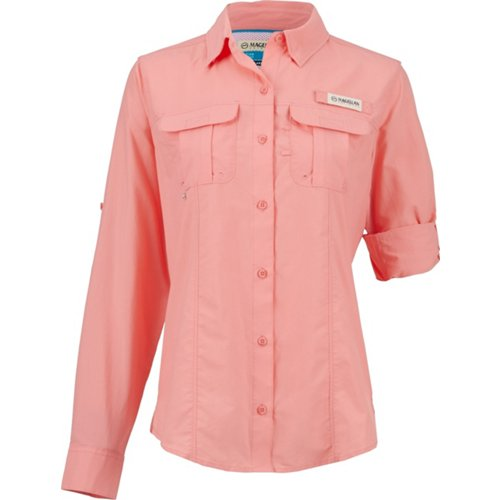 Magellan Outdoors Women's Laguna Madre Long Sleeve Shirt