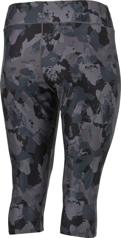 BCG Women's Athletic Printed Plus Size Capri Pants - view number 2
