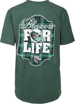 Three Squared Women's University of Alabama at Birmingham Team for Life T-shirt