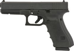 Glock G17 Gen4 9mm Full-Sized 17-Round Pistol
