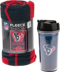 The Northwest Company Houston Texans Mug and Snug Gift Set