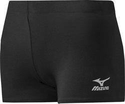 Mizuno Women's Core Flat Front Vortex Hybrid Volleyball Short