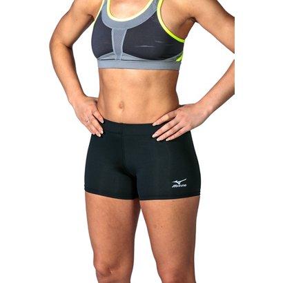 026ca47261 Mizuno Women s Core Flat Front Vortex Hybrid Volleyball Short
