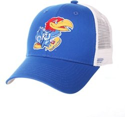 Zephyr Men's University of Kansas Big Rig 2 Cap
