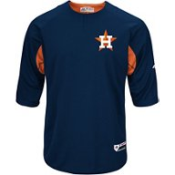 Majestic Men's Houston Astros Batting Practice Jersey