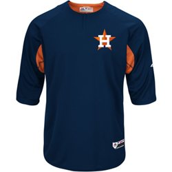 Men's Houston Astros Batting Practice Jersey