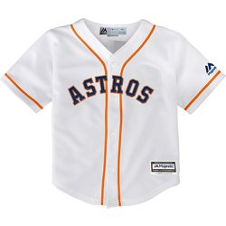 Toddler Boys' Houston Astros Home Replica Jersey