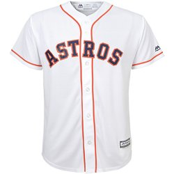 Boys' Houston Astros Replica Home Jersey