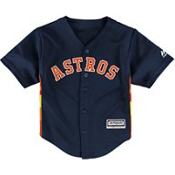Majestic Toddlers' Houston Astros Alternate Replica Jersey