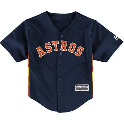 Toddlers' Houston Astros Alternate Replica Jersey
