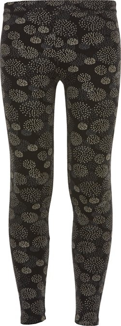 BCG Girls' Lifestyle Printed Cotton Legging