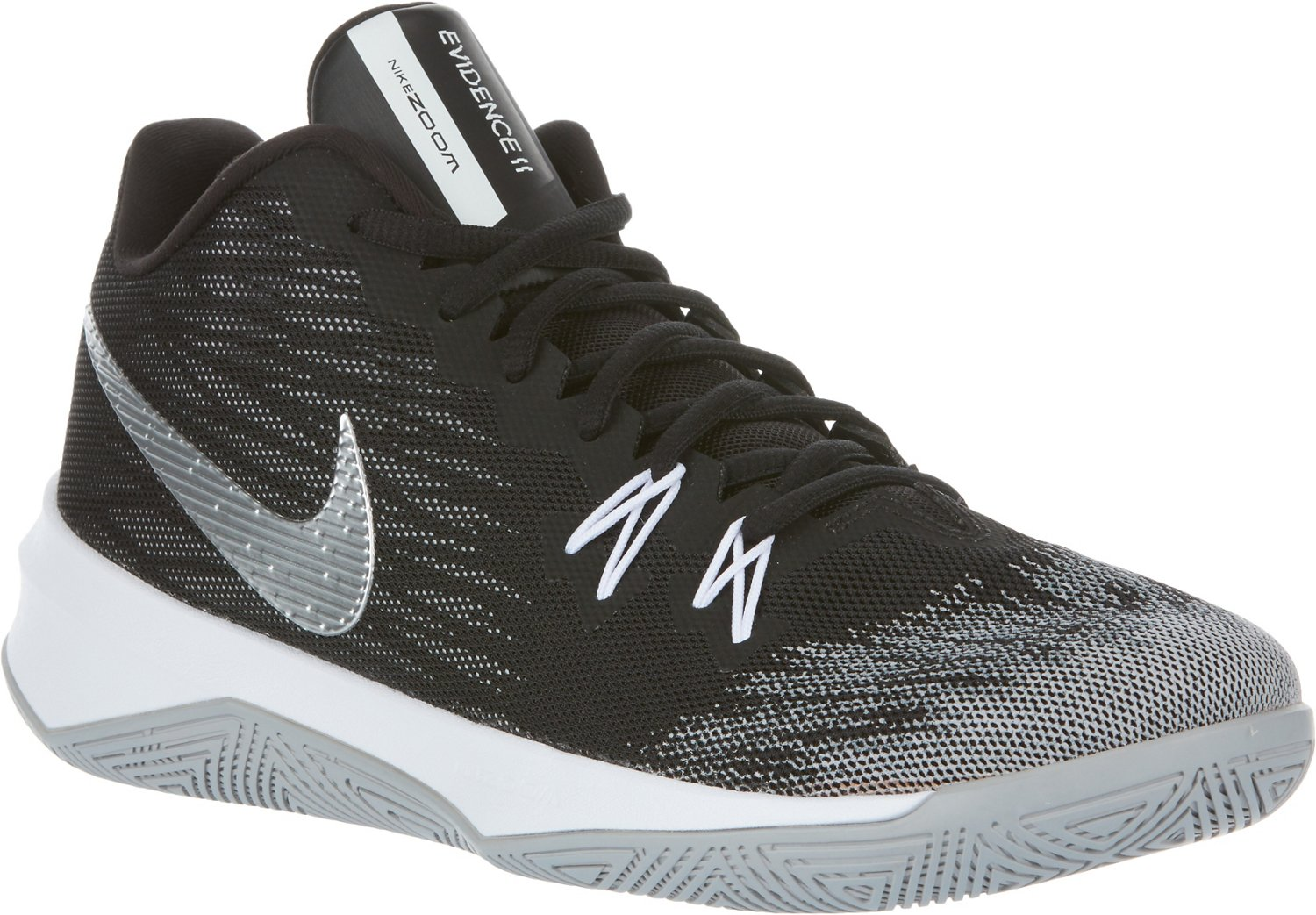 Nike Men's Zoom Evidence II Basketball Shoes - view number 2