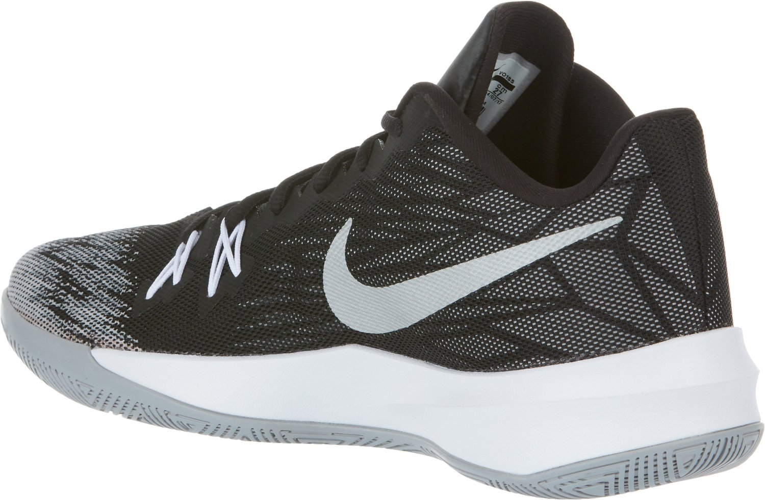 Nike Men's Zoom Evidence II Basketball Shoes - view number 1