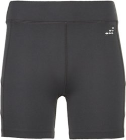 BCG Women's Solid Contrast Stitch Shorts
