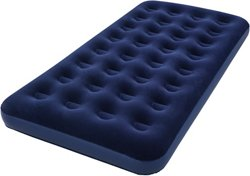 Twin-Size Plush Top Airbed