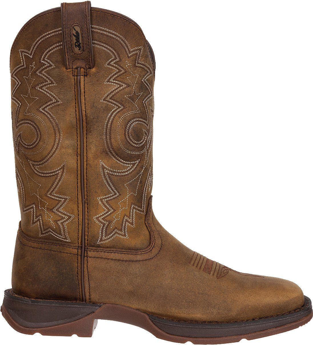 fa692788b780 Display product reviews for Durango Men s Square-Toe Pull-On Western Boots