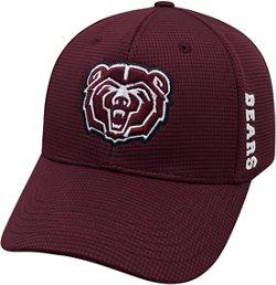 Top of the World Men's Missouri State University Booster Plus Cap